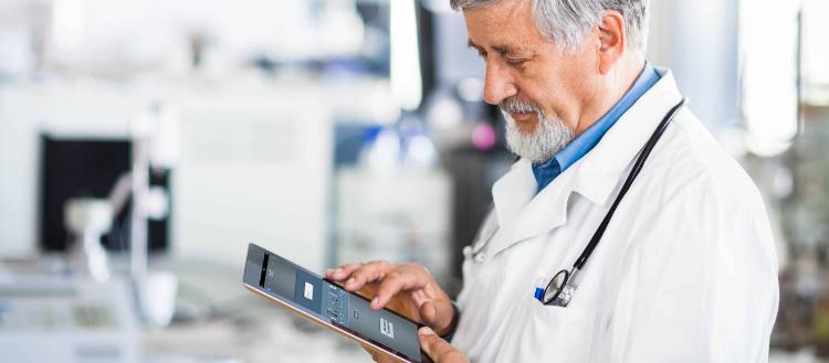 Livros médicos estão com os dias contados?