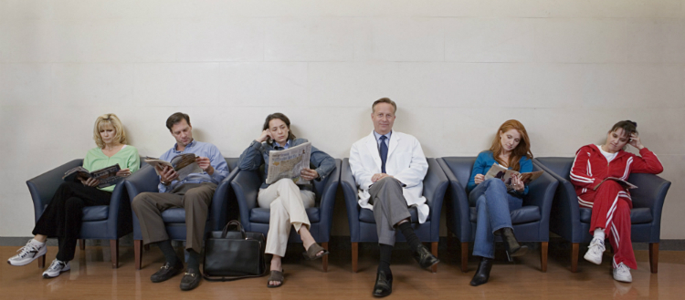 Sala de espera cheia? Veja como se organizar para não deixar pacientes esperando