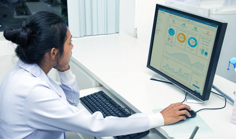 Controle financeiro para clínicas com o uso de sistema médico