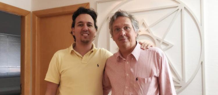 Drs. Miguel e Henrique Meister: história de medicina de pai para filho