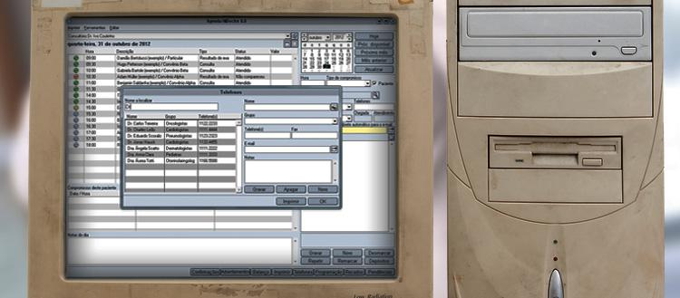 Por que você precisa trocar o software médico da sua clínica?