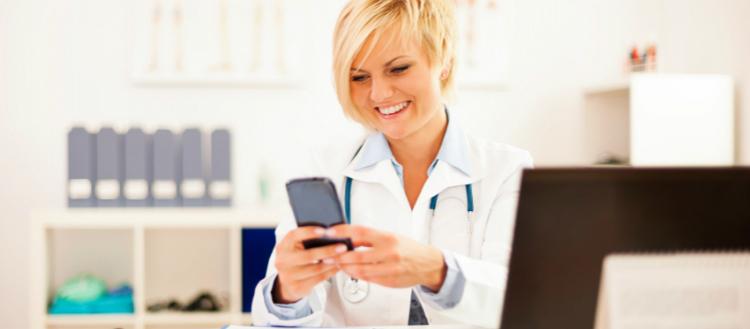 Envie fotos direto do seu celular para o prontuário eletrônico do seu paciente