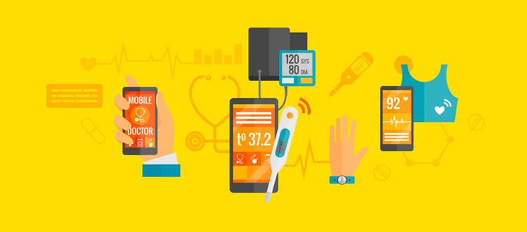 4 principais tendências de tecnologia na área da saúde