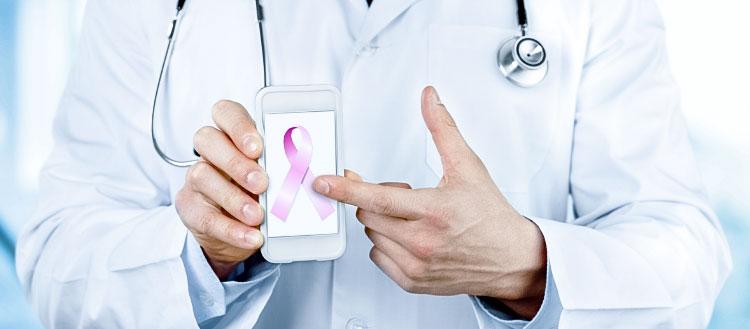 Veja como a tecnologia mobile pode auxiliar o tratamento do câncer