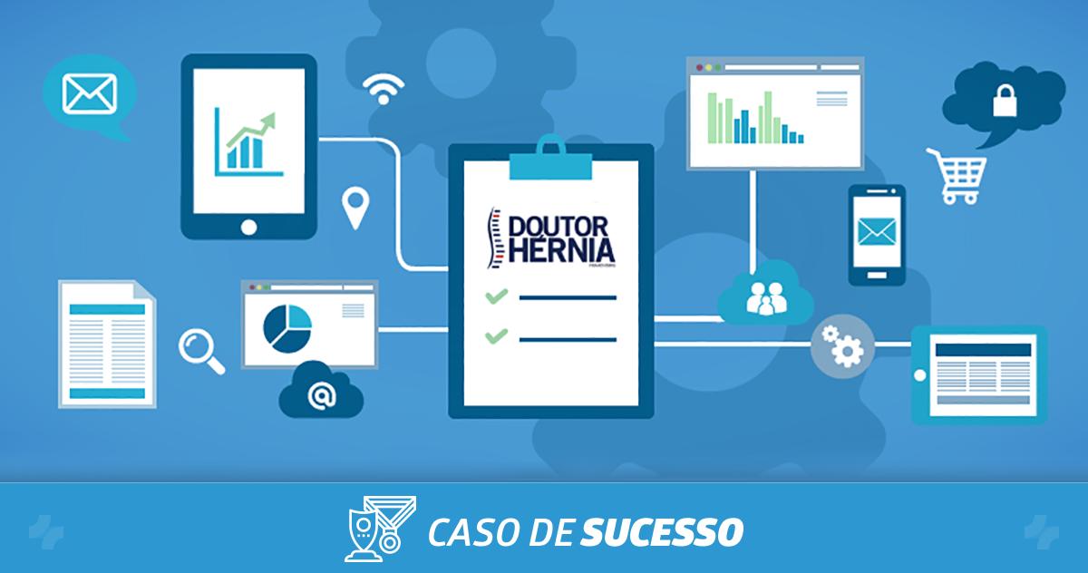 Como o Doutor Hérnia conseguiu gerenciar uma franquia na área da saúde com o iClinic