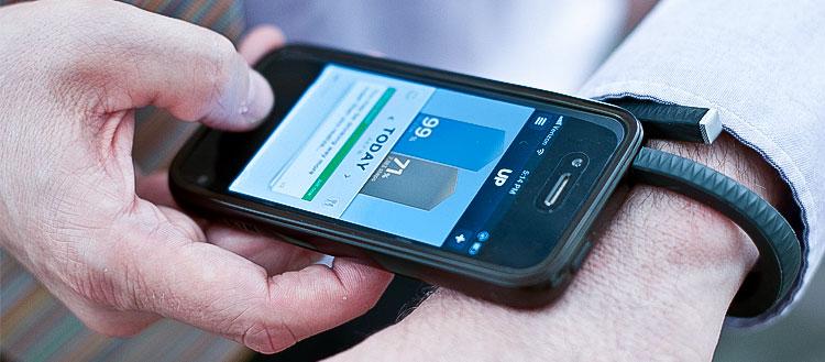 Como os pacientes utilizam a tecnologia mobile?