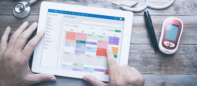 Otimize seus processos com um sistema de agendamento de consultas