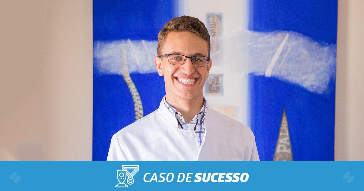 Como o Dr. Jonatan Soares consegue aliar a prática médica com tecnologia