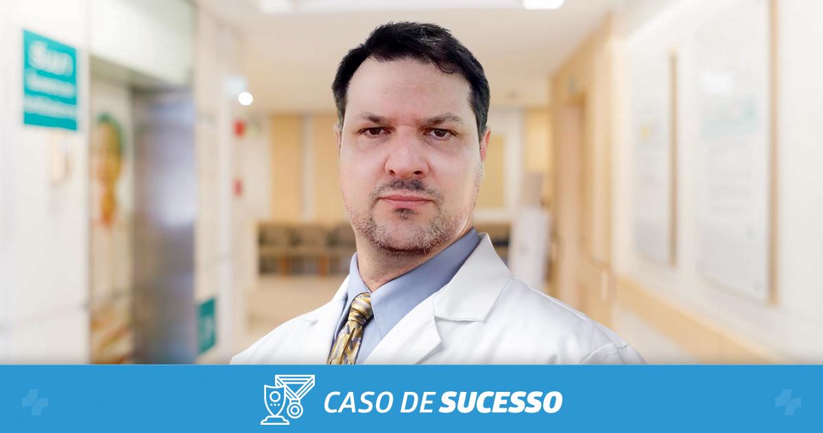 Como o Dr. Samuel Cagnolati conseguiu facilitar a gestão da clínica com o iClinic