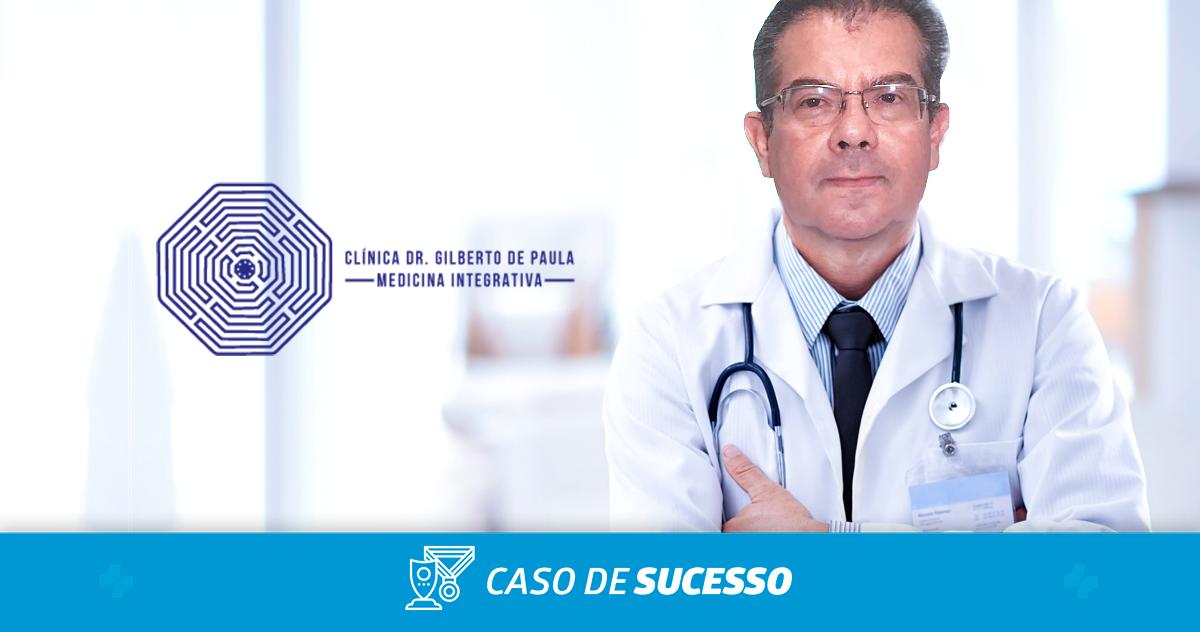 Como a Clínica Dr. Gilberto de Paula descomplicou a gestão da clínica com o iClinic
